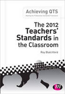 Picture of 2012 Teacher's Standards in the Classroom