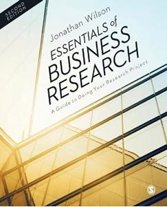 Picture of Essentials of business research