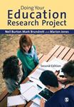 Picture of Doing Your Education Research Project 2ed
