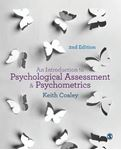 Picture of Introduction to Psychological Assessment and Psychometrics 2ed