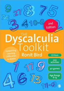 Picture of Dyscalculia Toolkit:Supporting Learning Difficulties in Maths