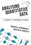 Picture of Analysing Quantitative Data for Business and Management Students
