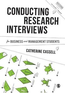Picture of Conducting Research Interviews for Business and Management Students