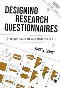 Picture of Designing Research Questionnaires for Business and Management students