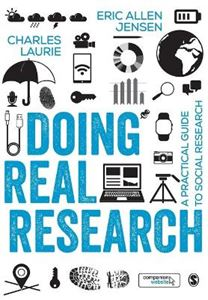 Picture of Doing Real Research:  Practical Guide to Social Research
