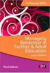 Picture of Managing Behaviour in Further and Adult Education 3ed