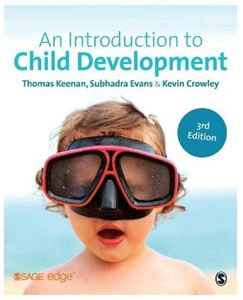 Picture of Introduction to Child Development 3ed