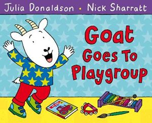 Picture of Goat Goes to Playgroup