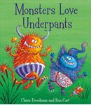 Picture of Monsters Love Underpants