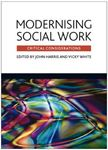Picture of Modernising Social Work: Critical Considerations