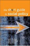 Picture of Short Guide to Social Policy