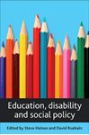 Picture of Education, Disability And Social Policy