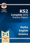 Picture of KS2 Complete SATS Practice Papers: Maths,Science & English