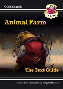 Picture of GCSE English Text Guide - Animal Farm