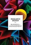 Picture of Research Design for Business & Management