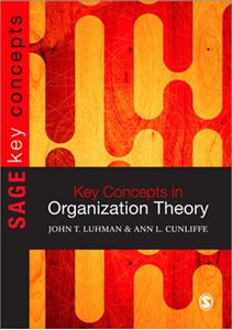 Picture of Key Concepts in Organization Theory