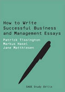 Picture of How to Write Successful Business and Management Essays