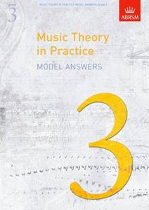 Picture of Music theory in practice model answers Grade 3
