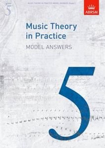 Picture of Music Theory in Practice Model Answers, Grade 5