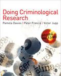Picture of Doing Criminological Research