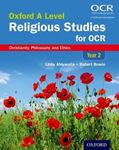 Picture of Oxford A Level Religious Studies for OCR: Year 2 Student Book: Christianity, Philosophy and Ethics