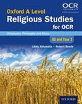 Picture of Oxford A Level Religious Studies for OCR: AS and Year 1 Student Book: Christianity, Philosophy and Ethics: AS and Year 1