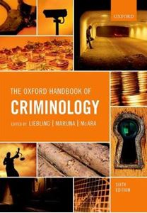 Picture of Oxford Handbook of Criminology 6ed