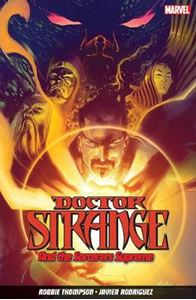 Picture of Doctor Strange and the Sorcerers Supreme Vol. 1