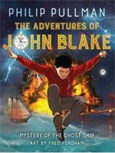 Picture of Adventures of John Blake: Mystery of the Ghost Ship