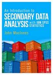 Picture of Introduction to Secondary Data Analysis with IBM SPSS Statistics