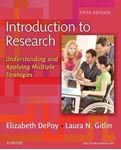 Picture of Introduction to Research: Understanding and Applying Multiple Strategies