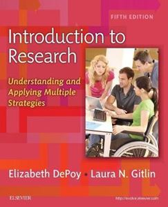 Picture of Introduction to Research: Understanding and Applying Multiple Strategies 5ed