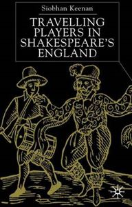 Picture of Travelling Players in Shakespeare's England