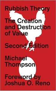 Picture of Rubbish Theory: The Creation and Destruction of Value