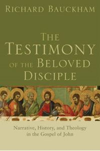 Picture of Testimony of the Beloved Disciple: Narrative, History, and Theology in the Gospel of John