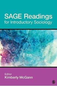 Picture of Sage Readings for Introductory Sociology