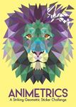 Picture of Animetrics: A Striking Geometric Sticker Challenge