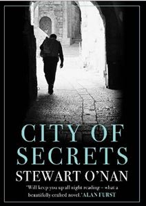 Picture of City of Secrets