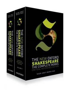 Picture of New Oxford Shakespeare: Critical Reference Edition: The Complete Works