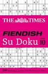 Picture of Times Fiendish Su Doku Book 10: 200 challenging Su Doku puzzles