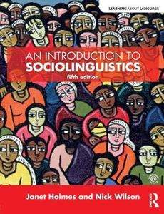 Picture of Introduction to Sociolinguistics 5ed