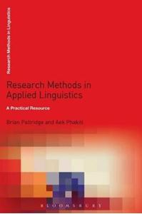 Picture of Research Methods in Applied Linguistics: A Practical Resource 2ed