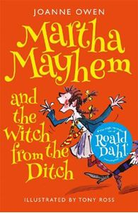 Picture of Martha Mayhem and the Witch from the Ditch