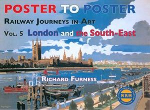 Picture of Railway Journeys in Art: London and the South East: v. 5