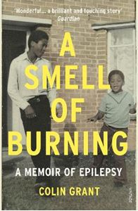 Picture of Smell of Burning: A Memoir of Epilepsy