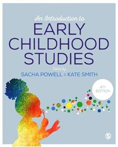 Picture of Introduction to Early Childhood Studies 4ed