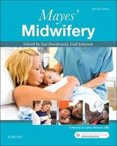 Picture of Mayes' Midwifery 15ed