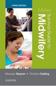Picture of Myles Survival Guide to Midwifery 3ed