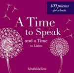 Picture of Time to Speak and a Time to Listen