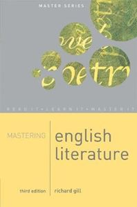 Picture of Mastering English Literature